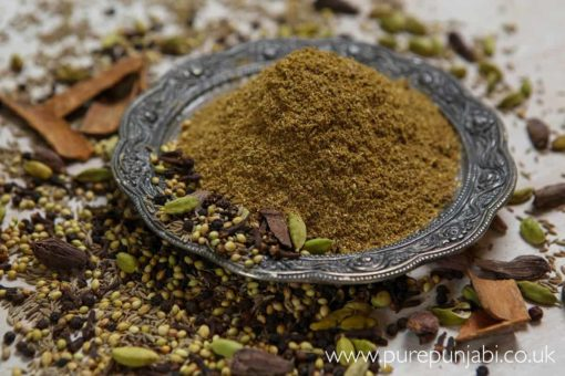 Pure Punjabi premium quality Garam Masala made to our traditional Punjabi family recipe.