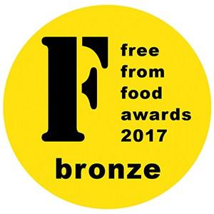 Bronze FreeFrom Food Awards 2017 Pure Punjabi Dhal