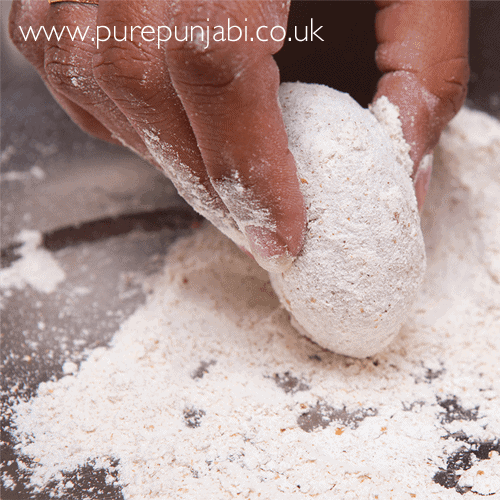How to make chapattis. Pure Punjabi Learn Cook Eat Meal Prep Box, Cookery School, E-learning, Weddings, Pop-up Restaurants and Privat Dining
