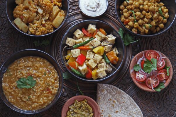 Pure Punjabi meal box