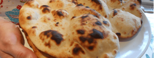 Pure Punjabi traditional naan bread mix