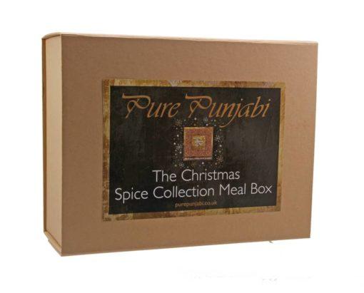 Christmas Collection Meal Kit box