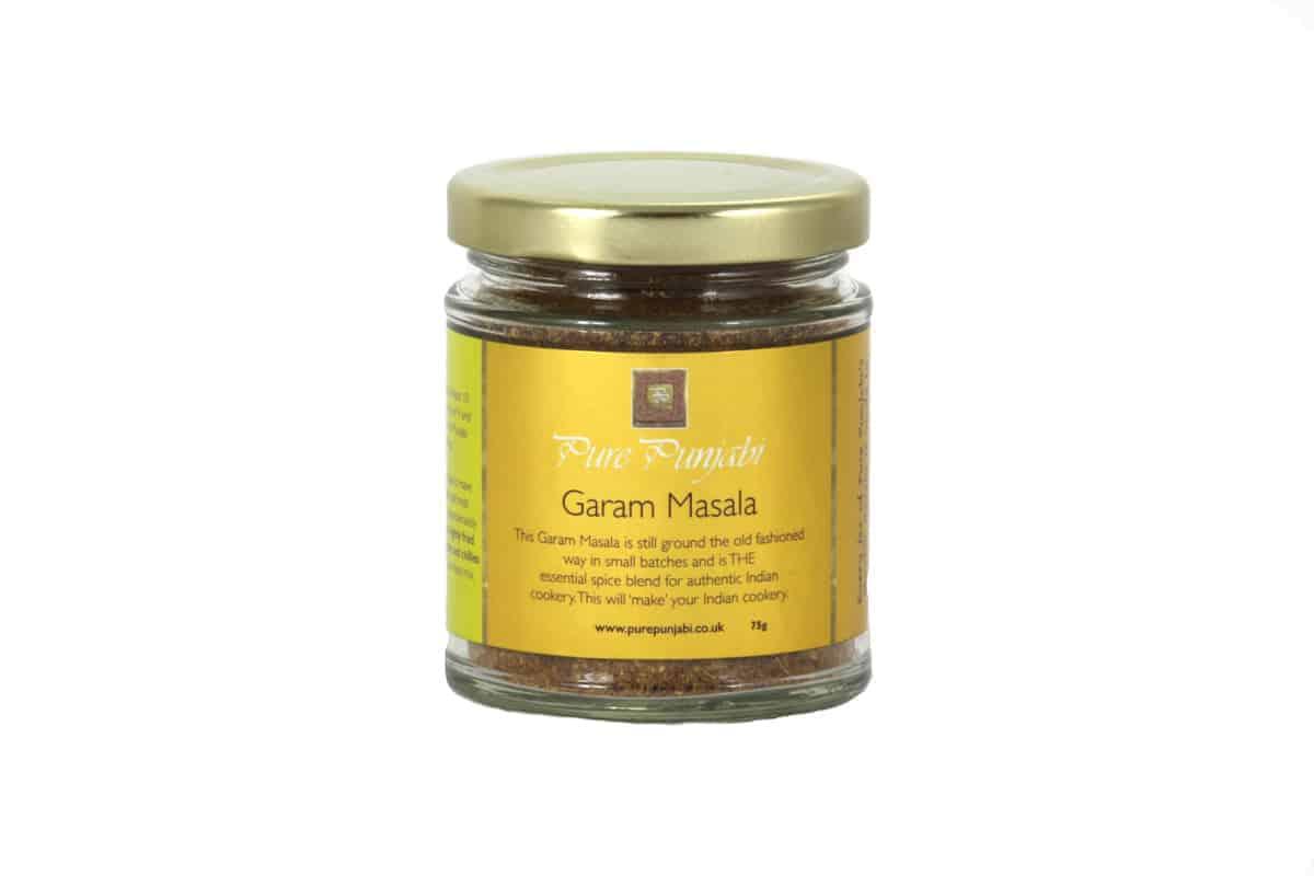 Pure Punjabi Garam Masala premium hand-ground