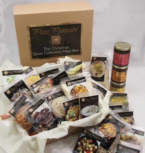 The Christmas Meal kit box -the perfect Christmas gift