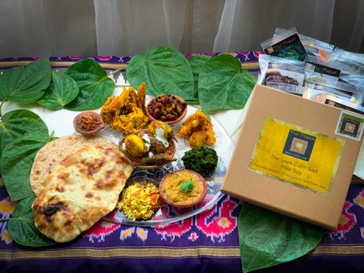 Pure Punjabi Plant based meal kit box, Pure Punjabi plant based meal gift box, plant based food, vegan, vegetarian, plant based curry, vegan curry, www.purepunjabi.co.uk