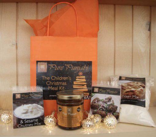 The Children's Christmas Meal Kit