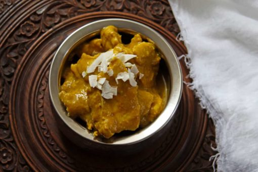Pure Punjabi Indian Meal Kits Mango chicken