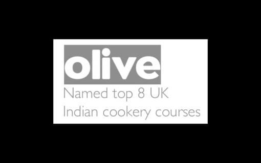 Pure Punjabi cookery school, named top 8 UK Indian cookery courses by Olive Magazine