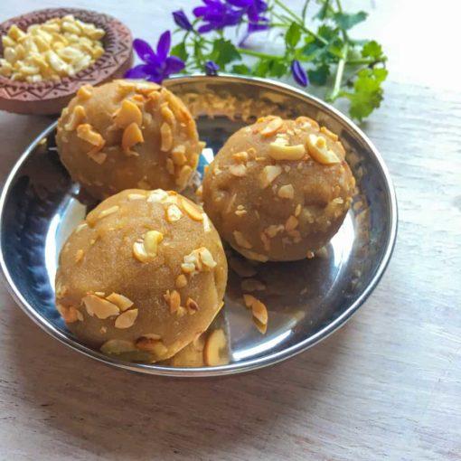 Pure Punjabi Meal kit Suji Laddu semolina dessert