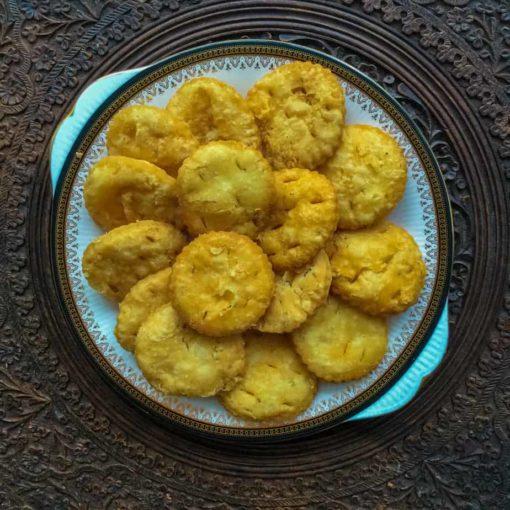 Pure Punjabi Matiyan Indian biscuit mix