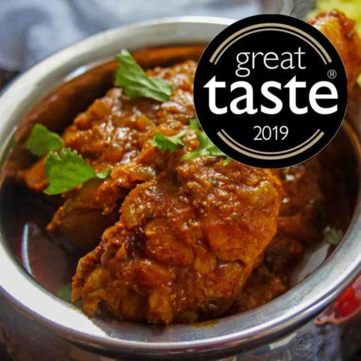 Pure Punjabi Punjabi Chicken Great Taste Award Gold Star 2019