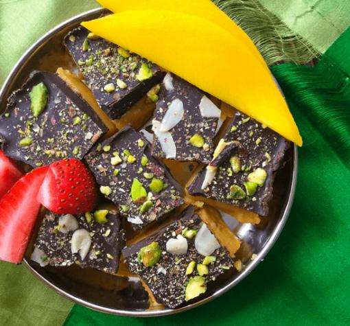 Pure Punjabi Besan dessert mix Indian sweet