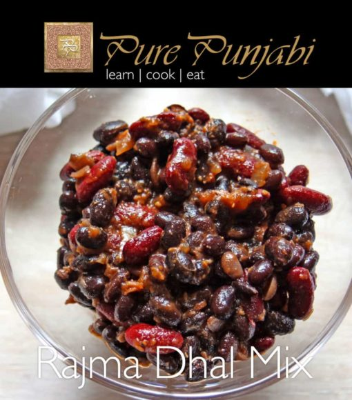 Rajma Dhal Mix, Pure Punjabi Meal Kits, Kidney bean dhal