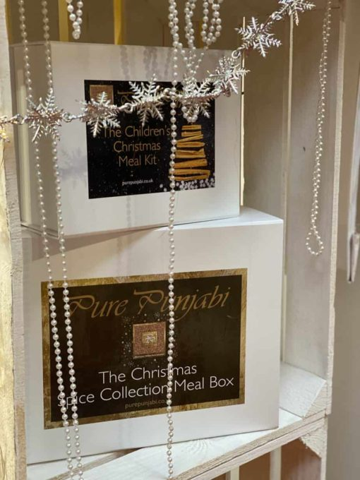 The Christmas Spice Collection Meal Kit Box