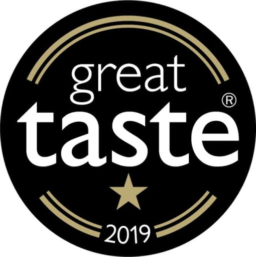Great taste Award 2019 Pure Punjabi Ltd
