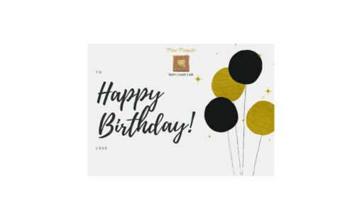Birthday gift card, purepunjabi.co.uk