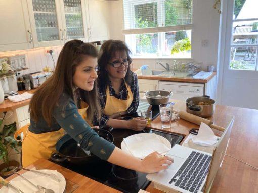 Pure Punjabi virtual workshops and cook-alongs