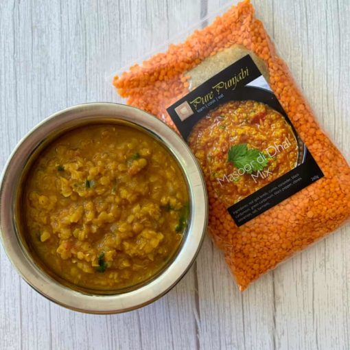 Pure Punjabi Indian meal kits Dhal