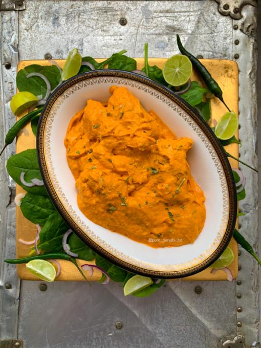 Pure Punjabi Butter chicken Mix