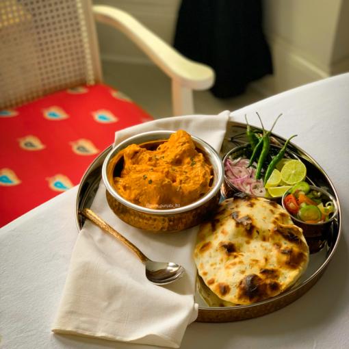 Butter chicken, methi naan, curry kit, dinner kit, best butter chicken, how to make butter chicken at home, how to make methi naan at home, www.purepunjabi.co.uk, www.indianmealkits.co.uk