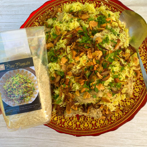 Pure Punjabi Indian meal kits