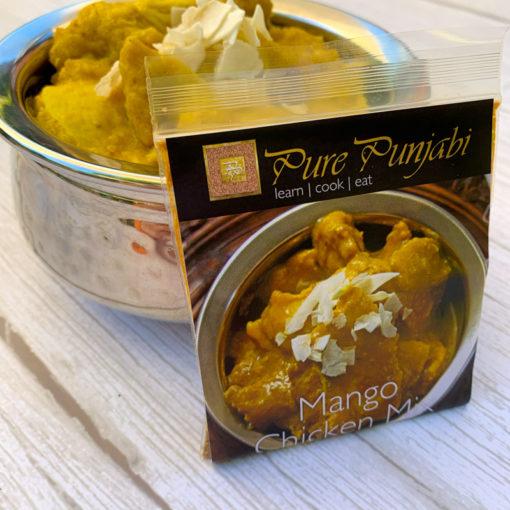 Pure Punjabi Indian meal kits