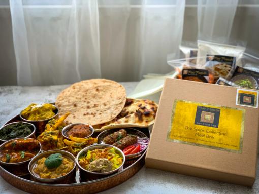 Pure Punjabi Traditional Indian Meal Kit Gift Box