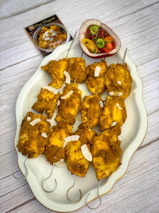 Pure Punjabi Indian BBQ Meal Kit Box